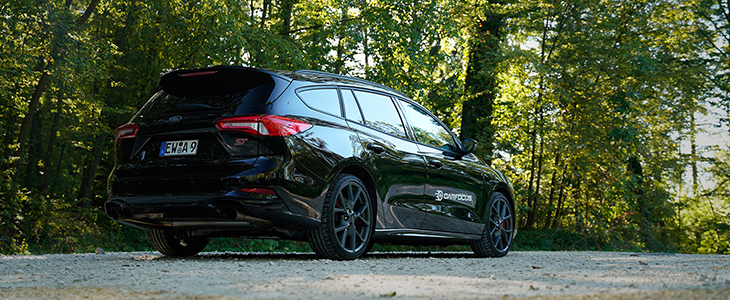 2019 Ford Focus ST 2.3L - Test performansi RaceChip-a