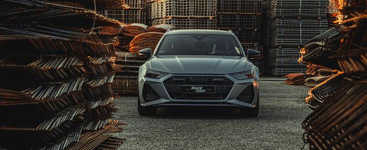 2020/2021 Audi RS6 C8 Avant   Dyno   Zvuk   100-200km/h   Chip Tuning