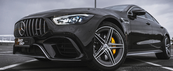 Mercedes AMG GT4 Coupe 63 S sa 760 KS – Chip Tuning, Ubrzanje 100-200 km/h