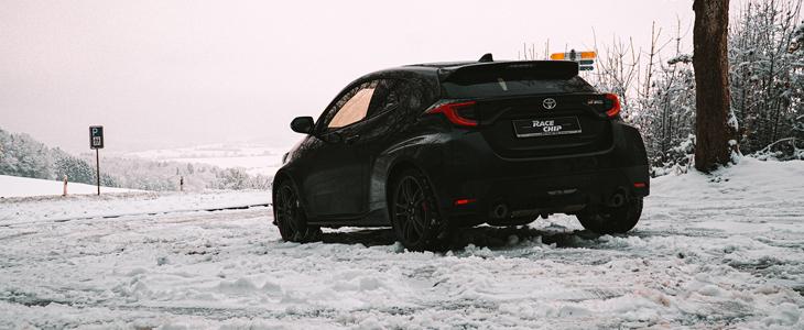 Toyota Yaris GR – Auto-put, Ubrzanje, 100-200