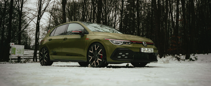 VW Golf VIII GTI – Ubrzanje & Pregled
